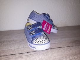 Skechers Kinderschuhe*NEU*Twinkle Toes GR. 22,5EU SIEHE PROFIL