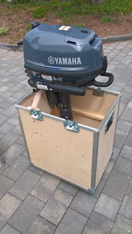 Bild 4 - Yamaha 5 PS F 5 - Coswig