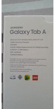 Neu Galaxy Tab A 6