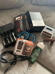 e-zigarette dampfe Set