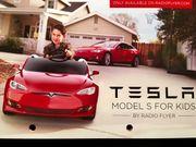 Kinderauto Elektro Tesla Model S