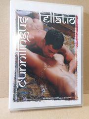 DVD mit dem Titel Cunnilingus