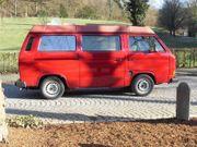 VW Bulli Bj 1986