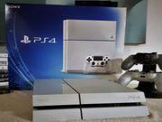 PS4 - Playstation 4 weiß 2TB