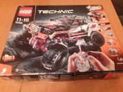 Lego Technic Offroad mit Power