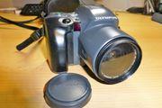 Olympus IS 100 Kleinbild-Spiegelreflexkamera