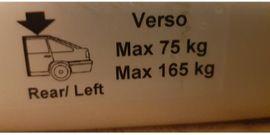 Dachreling für Toyota Verso: Kleinanzeigen aus Oftersheim - Rubrik Fahrrad-, Dachgepäckträger, Dachboxen