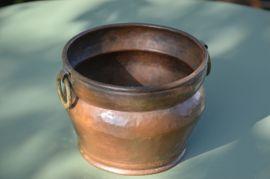 Kupfer Topf mit seitlichen Griffen: Kleinanzeigen aus Reutlingen - Rubrik Sonstiges für den Garten, Balkon, Terrasse