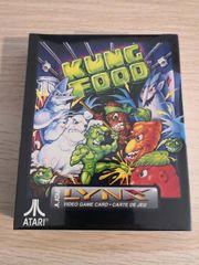 Atari Lynx Kung Food - NEU
