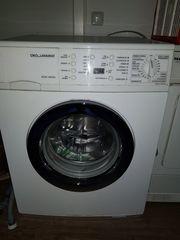 funktionierende Waschmaschine zu verschenken