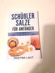 Schüßler Salze für Anfänger - Buch