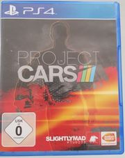 PS4-Spiel Project Cars