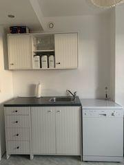 Ikea Küche grau weiß - ab