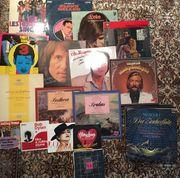 Tolle Plattensammlung 62 Schallplatten Vinyl