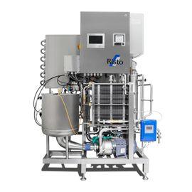 Produktionsmaschinen - Milch Platten Pasteurisator Plattenpasteur Pasteur -