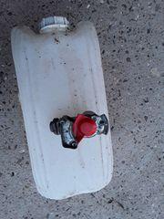 Kupplungskopf Rot Druckluftbremse mit Leitungsfilter