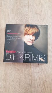 Krimi 4 CD Hörbuch Joy
