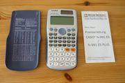 Taschenrechner Casio fx-991DE Plus