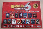 Gold Games 6 - PC Spielesammlung