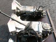 MB 100 Getriebe reparatur