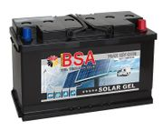 BSA Solar Gel Batterie 70Ah