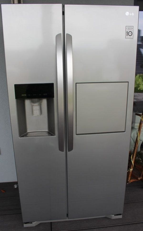 Kühl- und Gefrierkombi von LG -