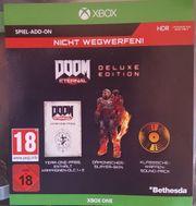Doom Eternal Xbox One Deluxe