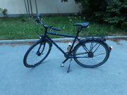 Fahrrad Trekking mit Nabenschaltung und