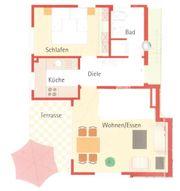 2-Zimmer-Wohnung ES-Sulzgries