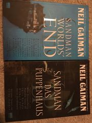 Neil Gaiman Bücher