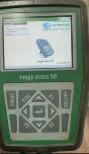 Mega Macs 50 Kfz Diagnosegerät