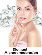 diamantabrasion Microdermabrasion Gesichtsreinigung Vakuum