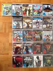 Auflösen der PS3 Sammlung einzelne