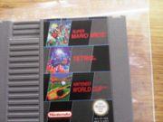Super Mario Bros Tetris World