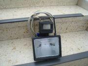 HALOGEN FLUTLICHTSTRAHLER IP 55 MIT