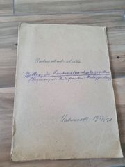 Naturschutzstelle Jahresblatt 1937 38