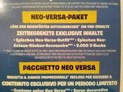 Neo Versa Bundle 2000 V