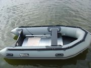 Schlauchboot mit Aluboden und Toqueedo