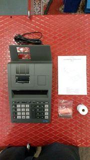 5 Euroline PP12 Tischrechner neu
