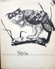 STRIX - die Geschichte eines Uhus -