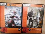 Crysis und Crysis 2 PC