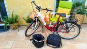 Damenrad Mädchen City Bocas Bari