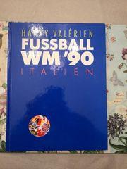 Fußball WM 90 Italien Buch