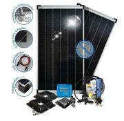 Solaranlage 600W MPPT Victron BT