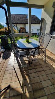 Gartenstühle 4Stk Gartentisch