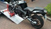 Motorrad od Roller sicher schnell
