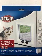 Trixie 4 Wege Freilauftür