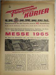 Modellbahn Zeitschriften