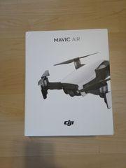 DJI MAVIC AIR 4k Video