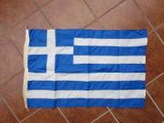 2 Flaggen - Spanien und Griechenland